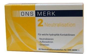 Bach Optic Ons Merk 2 Neutralisation Tabletten 30 St.