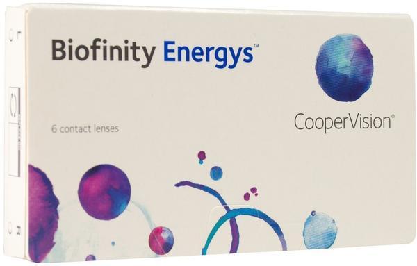 Cooper Vision Biofinity Energys -4.50 (6 Stk.)