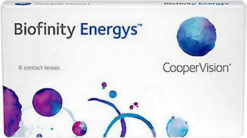 Cooper Vision Biofinity Energys -11.00 (6 Stk.)