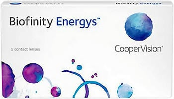 Cooper Vision Biofinity Energys +6.00 (3 Stk.)