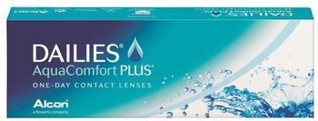 Alcon Dailies AquaComfort Plus (30 Stk.) (Dioptrien: -11.50Radius: 8.7Durchmesser: 14)