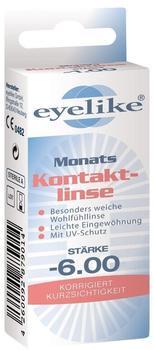 eyelike Monatskontaktlinse -3.00 (1 Stk.)