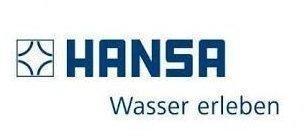 Hansa HansaClear Kopfbrause (Chrom, 51960300)