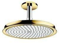 Hansgrohe Raindance Classic 240mm Air chr./go.m.Deckenelement 100mm,