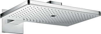 HANSGROHE Kopfbrause 460 3jet Axor ShowerSolutions300 mit Brausearm mit Softcube 35276000