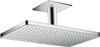 HANSGROHE Kopfbrause 460 1jet Axor ShowerSolutions300 mit Brausearm mit Softcube 35274000