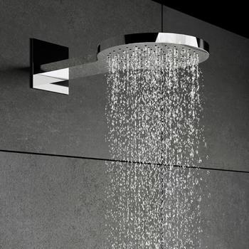 Steinberg Sensual Rain Regenpaneel Ø 300 T: 550 mm