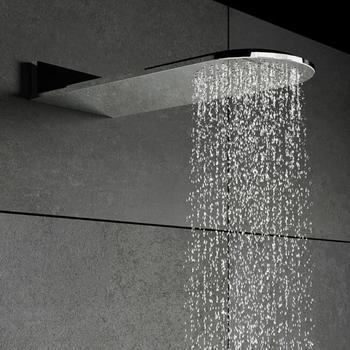 Steinberg Sensual Rain Regenpaneel B: 250 T: 600 mm 390.5651
