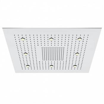 Steinberg Sensual Rain Regenpaneel mit LED Beleuchtung 390.6822, EEK: A+