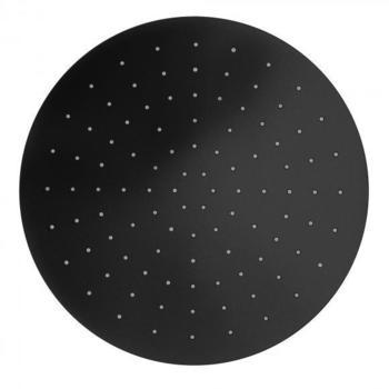 herzbach-deep-black-regenbrause-300-mm-schwarz-matt-zur-wandmontage