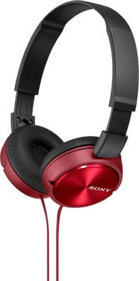 Sony MDR-ZX310R rot