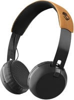 Skullcandy Grind Wireless schwarz/hellbraun