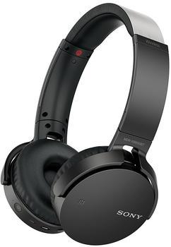 Sony MDR-XB650BT schwarz
