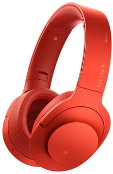Sony MDR-100ABN rot