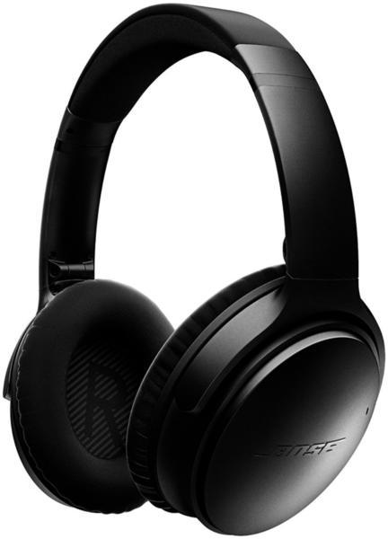 Bose QuietComfort 35 wireless schwarz