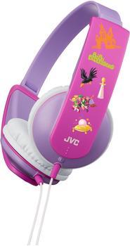 JVC HA-KD5 Bibi Blocksberg Edition (lila-violett)