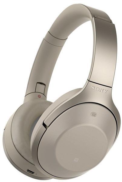 Sony MDR-1000X champagner