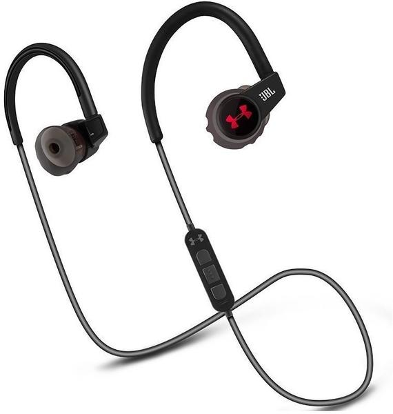 JBL Under Armour Sport Wireless mit Herzfrequenzmesser schwarz