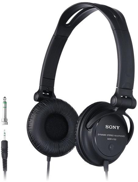 Sony MDR-V150 (schwarz)