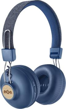 The House of Marley Positive Vibration 2 Wireless Denim