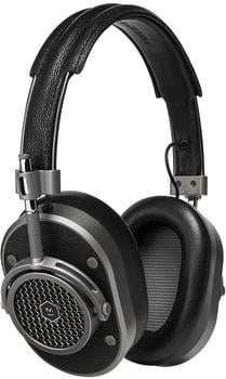 Master & Dynamic MH40 Gunmetal/Black Leather