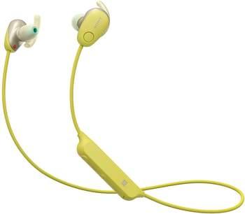 Sony WI-SP600N (gelb)