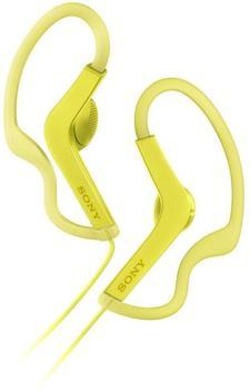 Sony MDR-AS210 gelb