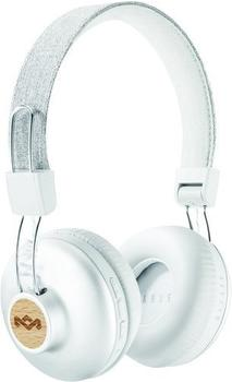 The House of Marley Positive Vibration 2 Wireless White