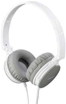 Hama HED2207WH/GR On-Ear-Kopfhörer weiß