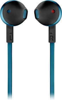 JBL T205BT blau
