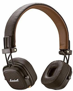 Marshall Major III Bluetooth (braun)