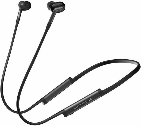Libratone Track+ Wireless, In-Ear ANC, stormy black