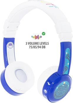 Onanoff BuddyPhones InFlight (blau)