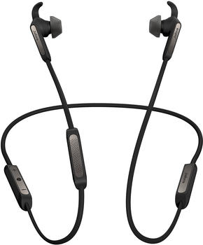 JABRA Elite 45e In-ear Wireless Kopfhörer, Schwarz/Kupfer