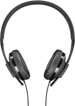 Sennheiser HD 100 Kopfhörer On Ear Faltbar,Leichtbügel Schwarz
