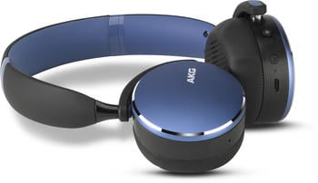 AKG Y500 Wireless blau