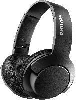 Philips Bass+ Around-The-Ear Wireless Bluetooth Headphones