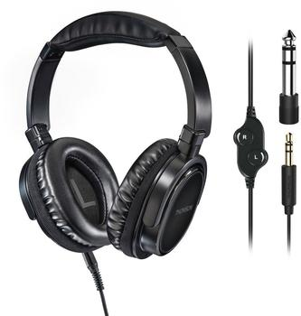 thomson-hed4508-hq-tv-kopfhoerer-over-ear-headset-lautstaerkeregelung-schwenkbare-ohrmuscheln-schw