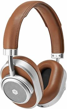 Master & Dynamic MW65 Silver/Brown