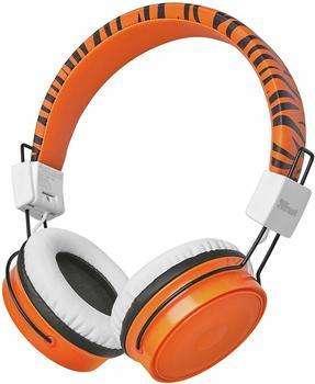 Trust Comi Kopfhörer Kopfband Orange
