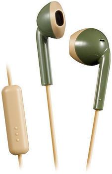 JVC HA-F19M Green/Cream