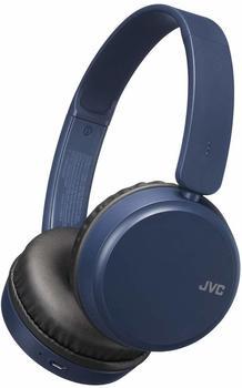 JVC HA-S35BT Blue