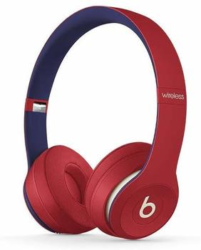Beats By Dre Solo3 Wireless Club Collection (Clubred)