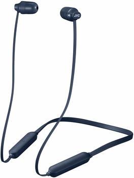 JVC HA-FX35AE Kopfhörer & Headset Blau
