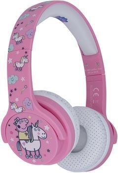 otl-peppa-pig-unicorn-junior-kopfhoerer-bluetooth-rosa