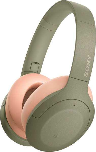 Sony WH-H910N Green