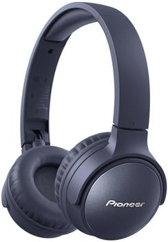 Pioneer SE-S6BN Wireless Noise-Cancelling (blau)