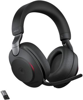 JABRA Evolve2 85 MS Stereo Stand black