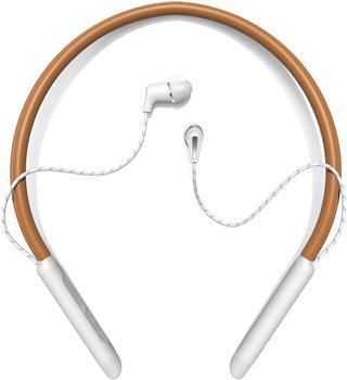Klipsch T5 Neckband Earphones Brown