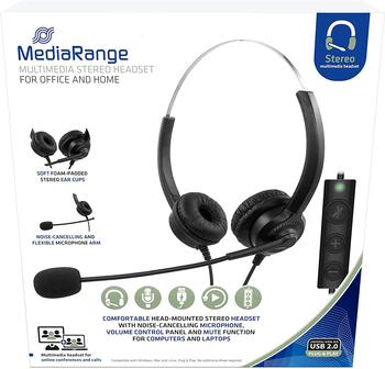 mediarange-headset-schwarz